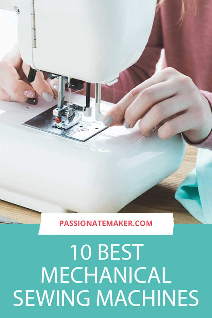What should you look for when you want to buy the best mechanical sewing machine for your creative needs? Find out which features to expect and how much money you'll need to spend to get a mechanical sewing machine that will give you hours of sewing enjoyment.
